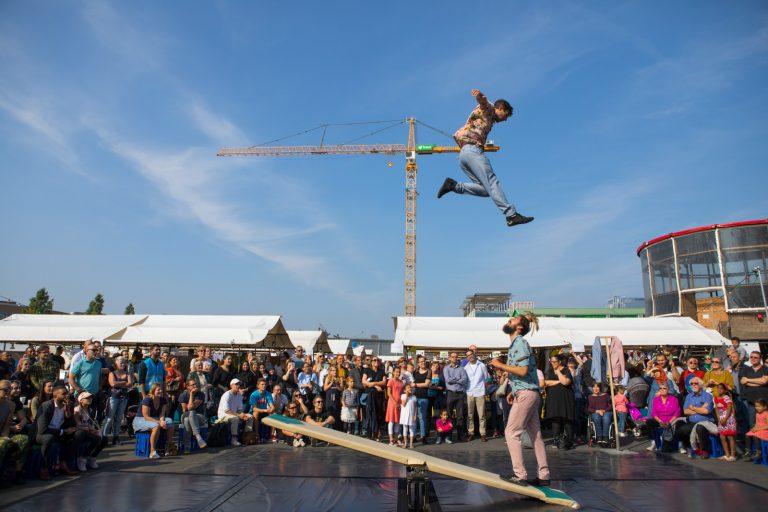 Festival TV met Open Rotterdam