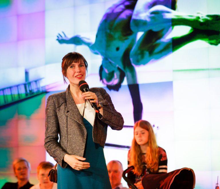 Artistiek leider Maaike van Langen neemt afscheid